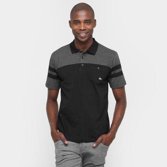 6e5e3108b84cb Camisa Polo Quiksilver Beisebol - Compre Agora   Netshoes