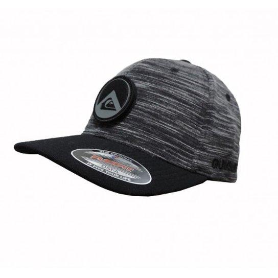 9a35f69b060e2 Boné Quiksilver Velcro Melange - Compre Agora