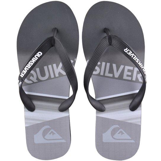 c72b9f913 Chinelo Quiksilver Molokai Drop - Compre Agora | Netshoes