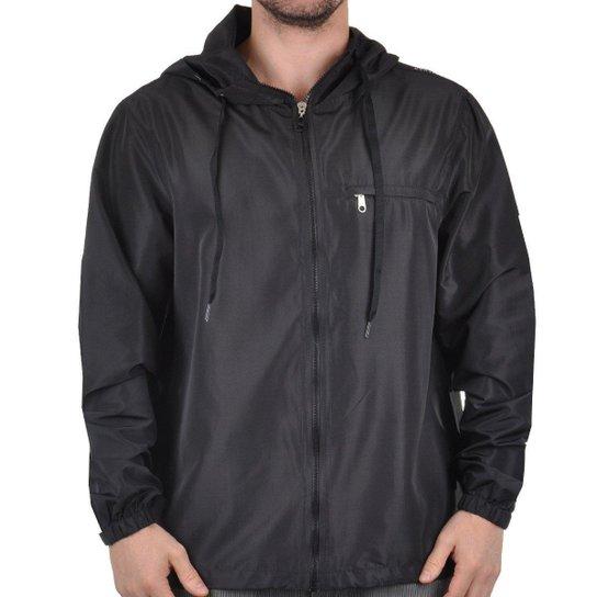 303f3a58d495a Jaqueta Quiksilver Bag Pocket - Preto - Compre Agora