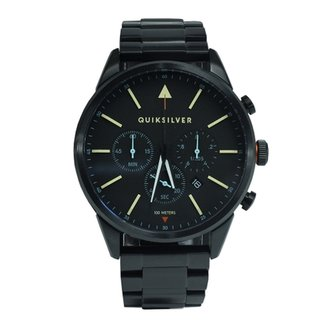 d56a3ef906ac2 Relogio Quiksilver The Timebox Chrono Metal