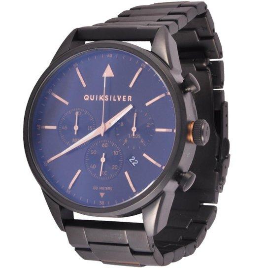 1aea8bb96c4 Relógio Quiksilver The Timebox Chrono Metal - Compre Agora
