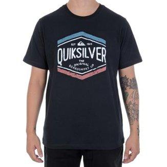 09e46038b6bcb Camisetas Quiksilver Masculinas - Melhores Preços