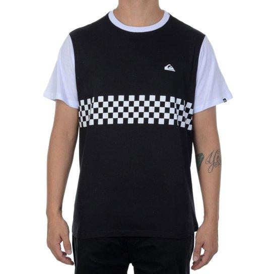 Camiseta Quiksilver Chess Masculina - Compre Agora  7f430fbd4a8