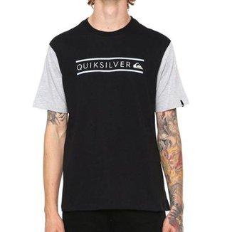 Compre Camiseta Quiksilver Online  e5739ca20fc