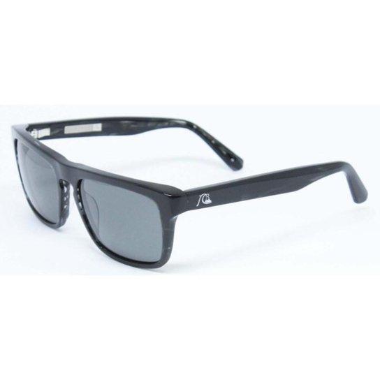 22f395791f310 Óculos De Sol Quiksilver The Ferris M.O Shiny - Preto - Compre Agora ...