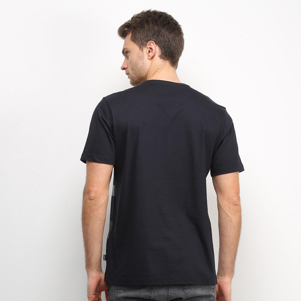 Camiseta Quiksilver Esp Vista Masculina - Tam: G - 1
