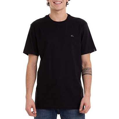 Camiseta Quiksilver Embroidery Masculina