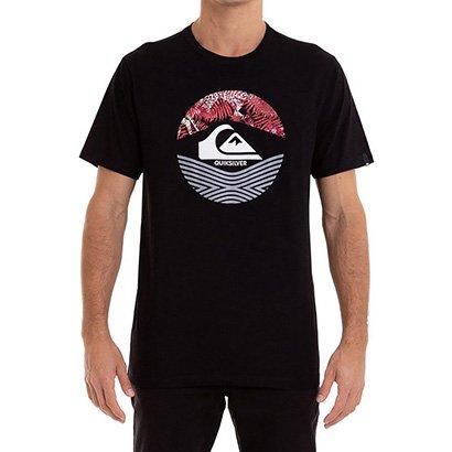 Camiseta Quiksilver On Filter Masculina