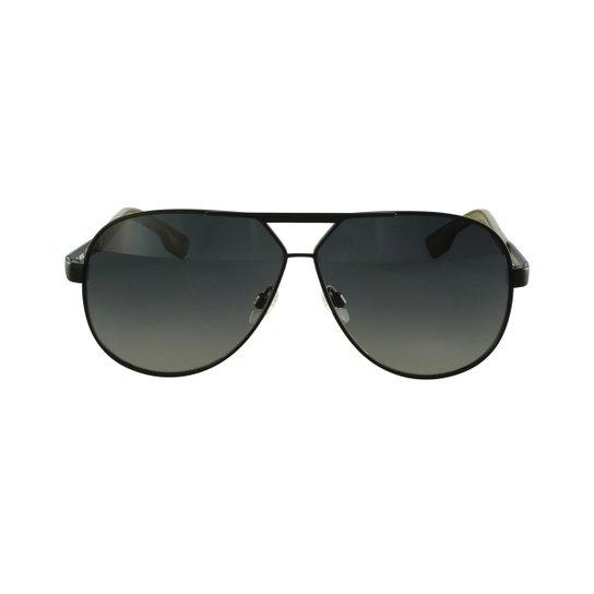 a26a87cf97797 Óculos de Sol Diesel Aviador Preto - Compre Agora