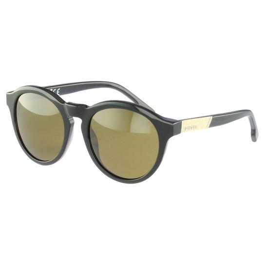 8ac9e7862 Óculos de Sol Diesel Casual Preto - Compre Agora | Netshoes