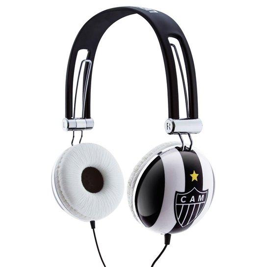5f03194b7c7 Fone de Ouvido Waldman Atlético Mineiro Headphone - Preto - Compre ...