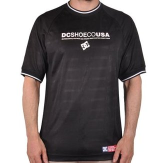 Camiseta Dc Wes Soccer Jersey Masculino