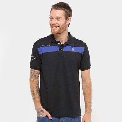 Camisa Polo Industrie NYC Masculina