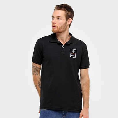 Camisa Polo Industrie Tag Masculina