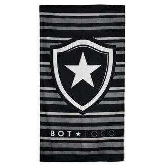 63ca42bd16cf5 Toalha de Banho Bouton Botafogo Felpuda 70 x 1