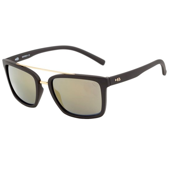 c957adda3 Óculos de Sol HB Spencer Matte Bl.Gold Chrome | Netshoes