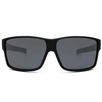 f1658f5e2e7ae Óculos de Sol HB Floyd Matte Black Polarized