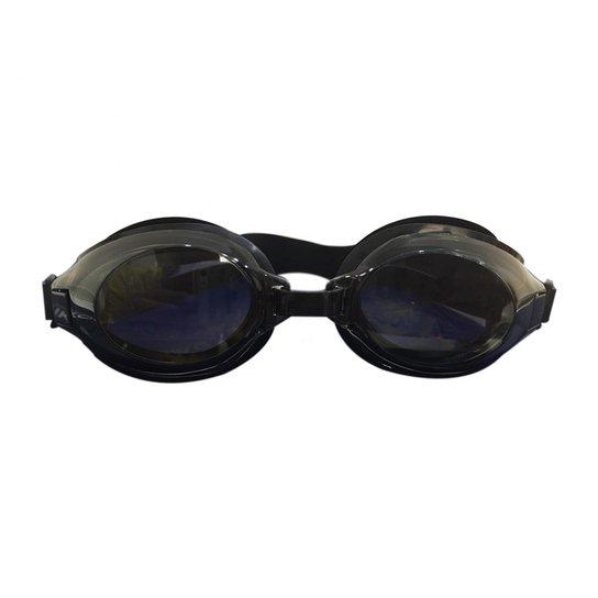 d570696ea Óculos Natação Olymport Adulto c Protetor de Ouvido e Nariz - Preto