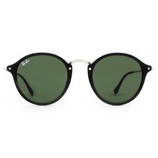 Óculos de Sol Ray Ban Round Fleck RB2447 901-52 813b5524dc
