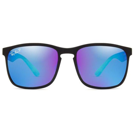 26a4a7490 Óculos Ray Ban Blaze Cat Eye | Netshoes