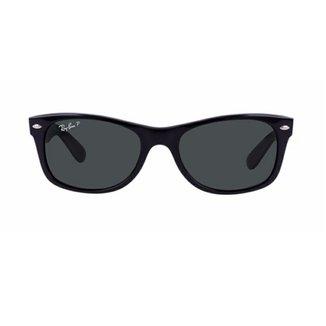 9a99a1c54092b Óculos de Sol Ray Ban New Wayfarer RB2132LL 901