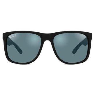 5a616619f5b57 Óculos de Sol Ray Ban Justin Polarizado RB4165L 622 T3