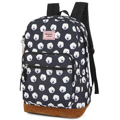 Mochila Up4You Estampada Feminina