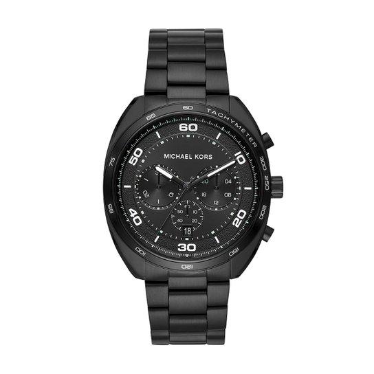 Relógio Michael Kors Masculino Dane - MK8615 1PN MK8615 1PN - Preto ... c898032627