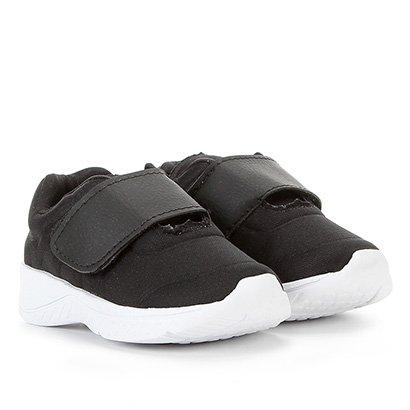Tênis Infantil Kurz Jogging Velcro Feminino