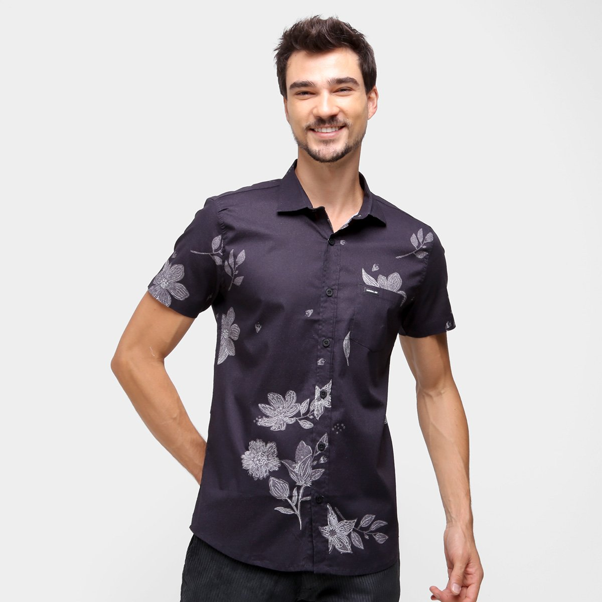 Camisa Natural Art Feeling Masculina