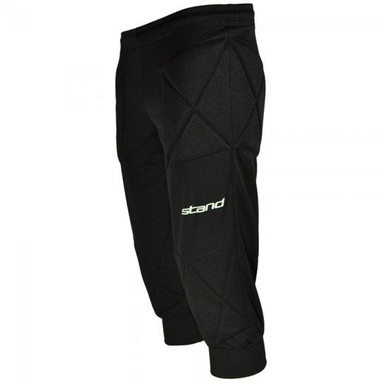 Calça de goleiro Stand Flash 3 4 - Preto - Compre Agora  a405387e3d721