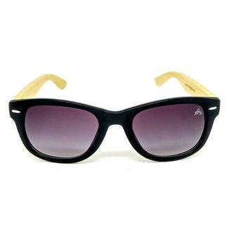 f47642db2bef1 Óculos Cayo Blanco de Sol Bamboo Special Line