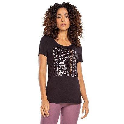 Camiseta Live! Icon Lux Feminina