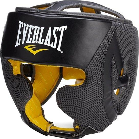 Protetor De Cabeça Pro Everlast Regulavel - Compre Agora   Netshoes 63db6b7e1d