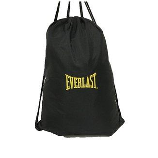 9d8fe1ee603c6 Bolsa Gym Bag Básica Everlast Em70041 · Confira · Sacola Gymsack Bag  Everlast Em70039
