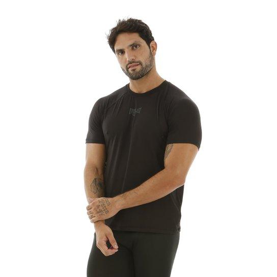 Camiseta Everdry Everlast - Preto - Compre Agora  b366d0d7888