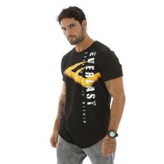 Camisetas Everlast Masculinas - Melhores Preços  b57f7516a9d77