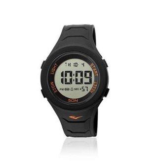 003f97d9f8a Relógio Everlast Digital Unissex Cx e Pulseira Silicone