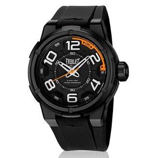 7a99aa2d072 Relógio Pulso Everlast Torque E688 Caixa Abs Pulseira