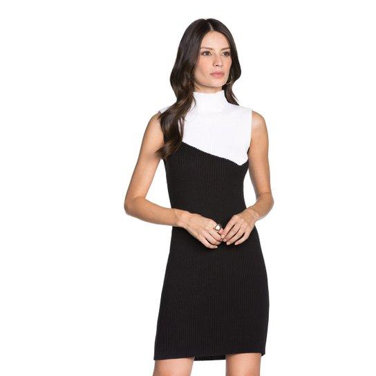 99955f3f7a Vestido Amaro Regata Feminino Com Gola - Compre Agora