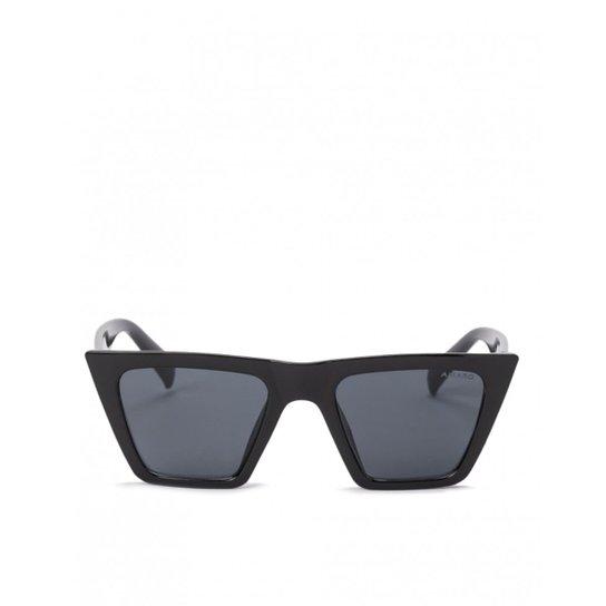 c7ce99599 Óculos Amaro De Sol Geométrico Feminino - Preto | Netshoes