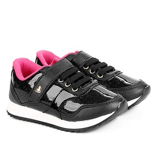 3163a2145b3 Tênis Infantil Klassipé Missy Jogging Feminino