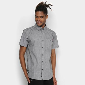 752342dfb9 Camisas Masculinas - Mangas Longa e Curta