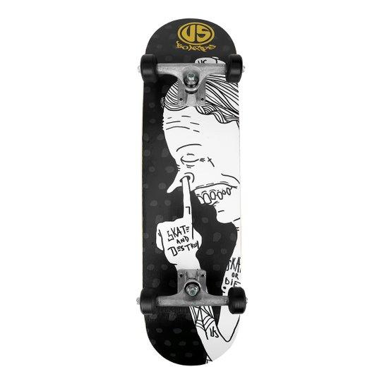 cf7d9a5320d89 Skate Street Beavis 31.5 x 8 US Boards - Preto - Compre Agora