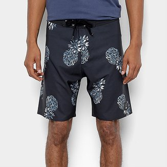 Bermuda Hang Loose Boardshorts Pineapple Masculina
