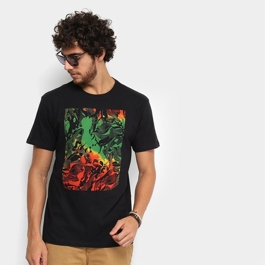 773dcd0855 Camiseta Reserva Brisa Masculina - Preto