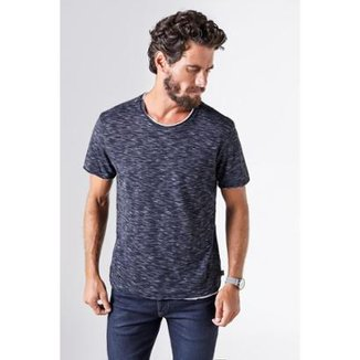 Camiseta Double Ft Reserva Masculina