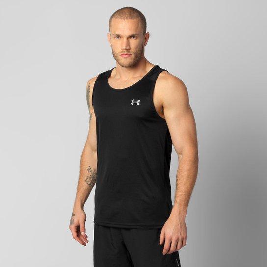 Camiseta Regata Under Armour Run Coldblack - Compre Agora  bd8c404ff3839