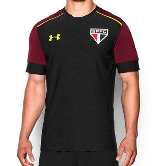 92339d467b351 Camiseta Futebol Under Armour São Paulo Treino 2016